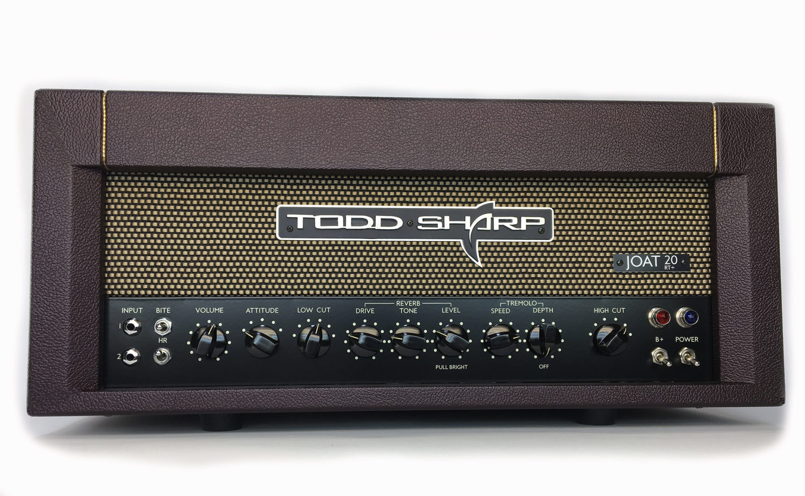 Todd Sharp Amplifiers introduces RT+ models at LA Amp Show